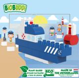 BiOBUDDi Our World: Politieboot