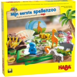 Mijn eerste Spellenzoo: De grote verzameling leerspellen van HABA (3+)
