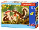 Squirrel's Forest Life - Puzzel (260)
