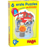 6 Eerste Puzzels: In Actie (2+)