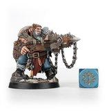 Warhammer Underworlds: Beastgrave - Hrothgorn's Mantrappers (Dice Pack)