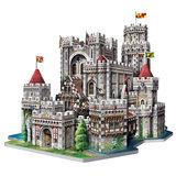 King Arthur's Camelot - Wrebbit 3D Puzzle (865)