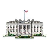 The White House - Wrebbit 3D Puzzle (490)