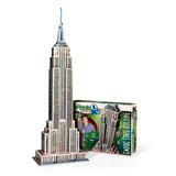 Empire State Building - Wrebbit 3D Puzzle (975)