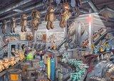 Escape Puzzel: Speelgoedfabriek (368)