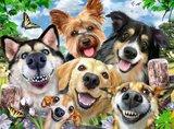 Vrolijke Honden - Puzzel (500)