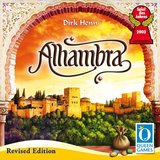 Alhambra: 15th Anniversary Revised Edition