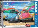 VW Beetle Love - Puzzel (1000)