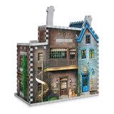 Harry Potter: Potter Ollivander's Wand Shop & Scribbulus - Wrebbit 3D Puzzle (295)