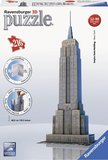 Empire State Building - 3D Puzzel (216)