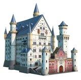 Neuschwanstein Castle - 3D Puzzel (309)