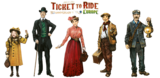 Ticket to Ride: Europe [15TH ANNIVERSARY DELUXE]
