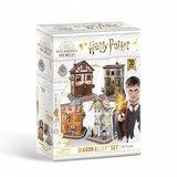Harry Potter: Diagon Alley Set - 3D Puzzle (273)