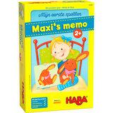 Mijn Eerste Spellen: Maxi's Memo (2+)