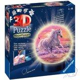 Nachtlicht Paard - 3D Puzzel (72)