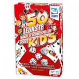 De 50 leukste kaart & dobbelspellen voor kids