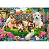 Pets in the Park - Puzzel (1000)