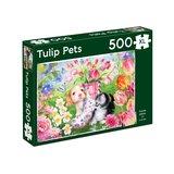 Tulip Pets - Puzzel (500XL)