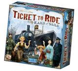 Ticket to Ride: Rails & Sails_