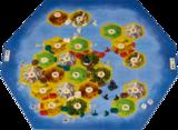 De Kolonisten van Catan: Zeevaarders (Uitbreidingsset 5/6 spelers)_