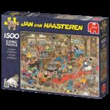 De Hondenshow - Jan van Haasteren (1500)_