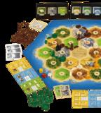 De Kolonisten van Catan: Steden en Ridders (Uitbreidingsset 5/6 spelers)_