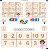 Mini Loco - Rekenen met Dora (6-7 jaar)
