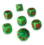 Blood Bowl: The Gouged Eye Dice SetBlood Bowl: The Gouged Eye Dice Set