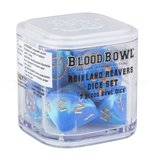 Blood Bowl: Reikland Reavers Dice Set