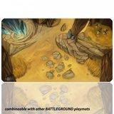 Blackfire Ultrafine Playmat: Battleground Edition (Plains)