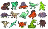 Stampo Kids Dinosaurus