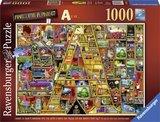 Awesome Alphabet 'A' (1000)