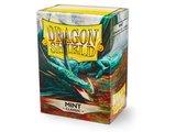 Dragon Shield Card Sleeves: Standard Mint (63x88mm)
