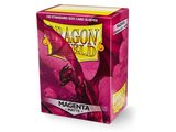 Dragon Shield Card Sleeves: Standard Matte Magenta (63x88mm)