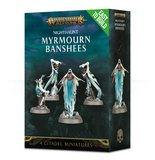 Warhammer: Age of Sigmar - Nighthaunt Myrmourn Banshees (Easy to Build)