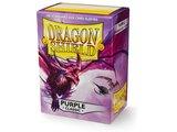 Dragon Shield Card Sleeves: Standard Purple (63x88mm)