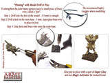Spare Drills & Pins (The Army Painter)