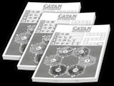 De Kolonisten van Catan: Het Dobbelspel (3 Scorebloks)