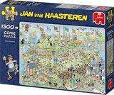 Highland Games - Jan van Haasteren Puzzel (1500)
