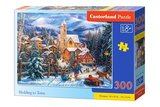 Sledding to Town - Puzzel (300)