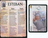 Promo 7 Wonders: Leaders (Esteban)