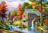 Old Sutter's Mill - Puzzel (500)