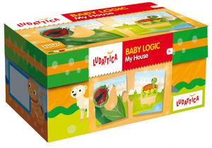 Baby Logic: My House