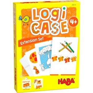 Logi Case: Uitbreidingsset Dieren (4+)