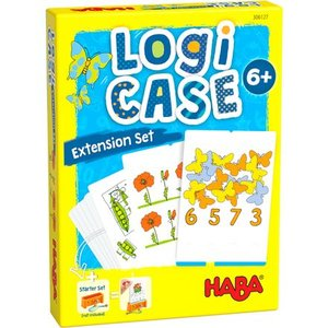 Logi Case: Uitbreidingsset Natuur (6+)