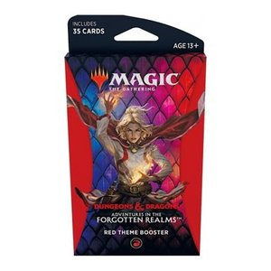 MTG: Adventures in the Forgotten Realms - Theme Booster (Red)