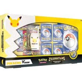 Pokémon: Celebrations Special Collection - Pikachu V-Union