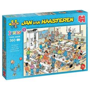 Het Klaslokaal - Jan van Haasteren Junior Puzzel (360)