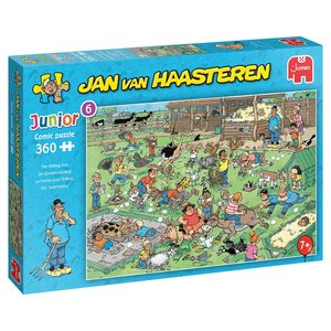 De Kinderboerderij - Jan van Haasteren Junior Puzzel (360)