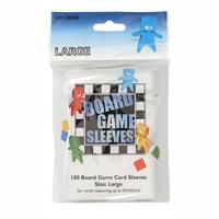 Board Game Sleeves: Large (59x92mm) - 100 stuks